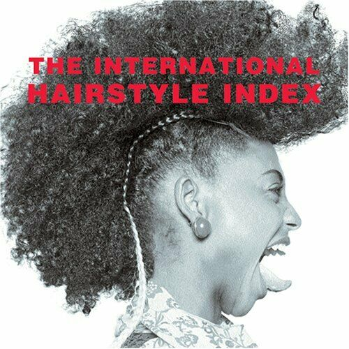 The international hairstyle index. Ediz. multilingue Van Roojen, Pepin