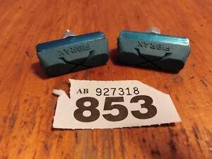 Raleigh-Burner-Old-School-Bmx-Fibax-Brake-Block-Nos-no853-pair