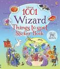 1001 Wizard Things to Spot Sticker Book by Teri Gower (Paperback, 2015)