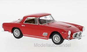 Maserati 3500 GT Touring 1957 neo 1:43 45912 rojo New *