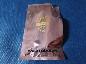 Eau de Parfum PROBE, paco rabanne, Lady MILLION EMPIRE, 1,5ml Sprühflasche