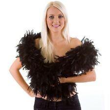 Feather BOA 80gm-2metre lungo Hen Night Burlesque Dance Party Costume STADIO mostra