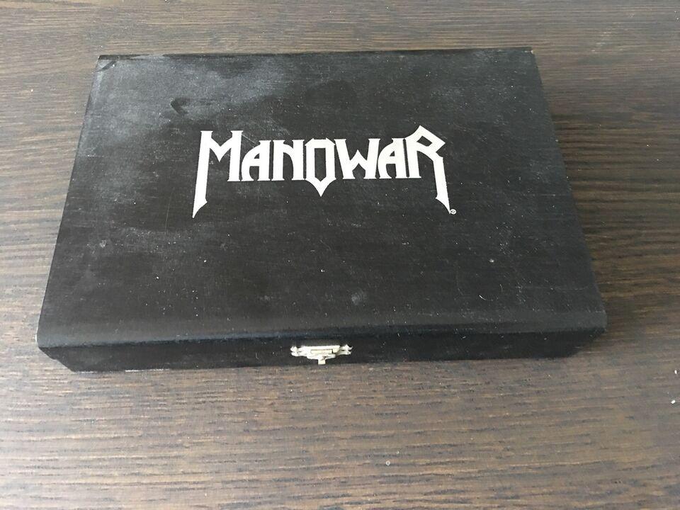 Manowar: Manowar Warriors of the World Collectors