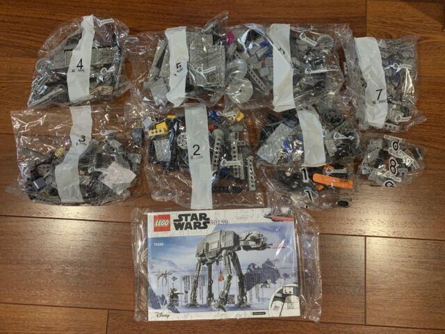 LEGO Star Wars at-at (75288) 100% New, sealed bags. No Box.