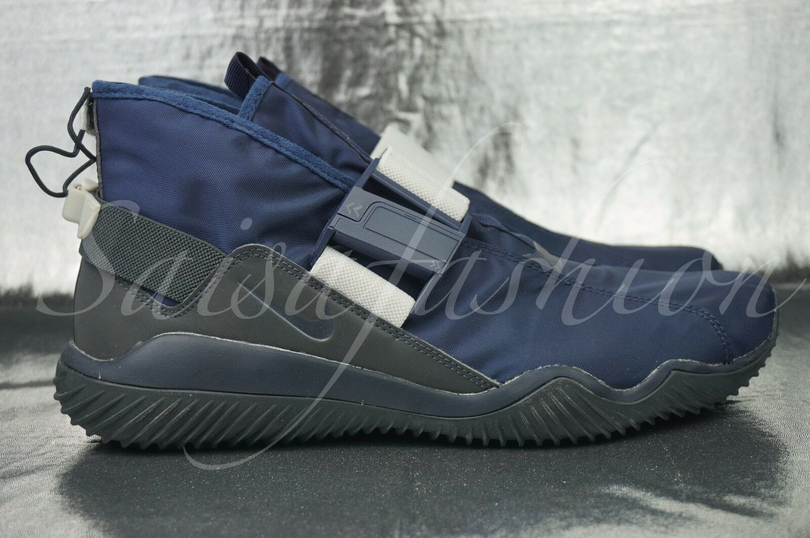 NIKE KOMYUTER SE ACG OBSIDIAN NAVY BLUE-ANTHRACITE AA0531-400 Sz 10.5 Comfortable and good-looking