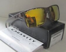 OAKLEY matte sepia/24k iridium URBAN JUNGLE HOLBROOK sunglasses! NEW IN BOX!
