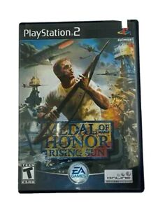Medal of Honor: Rising Sun - Playstation 2 PS2 Game - Complete & Tested