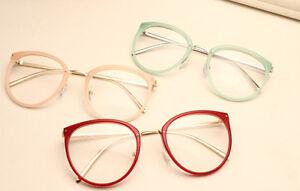 7f869a3760 Image is loading Vintage-Men-Women-Eyeglass-Frame-Glasses-Retro-Spectacles-