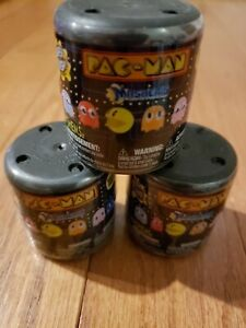 Lot of 3 new Pac-Man Mashems Series 1
