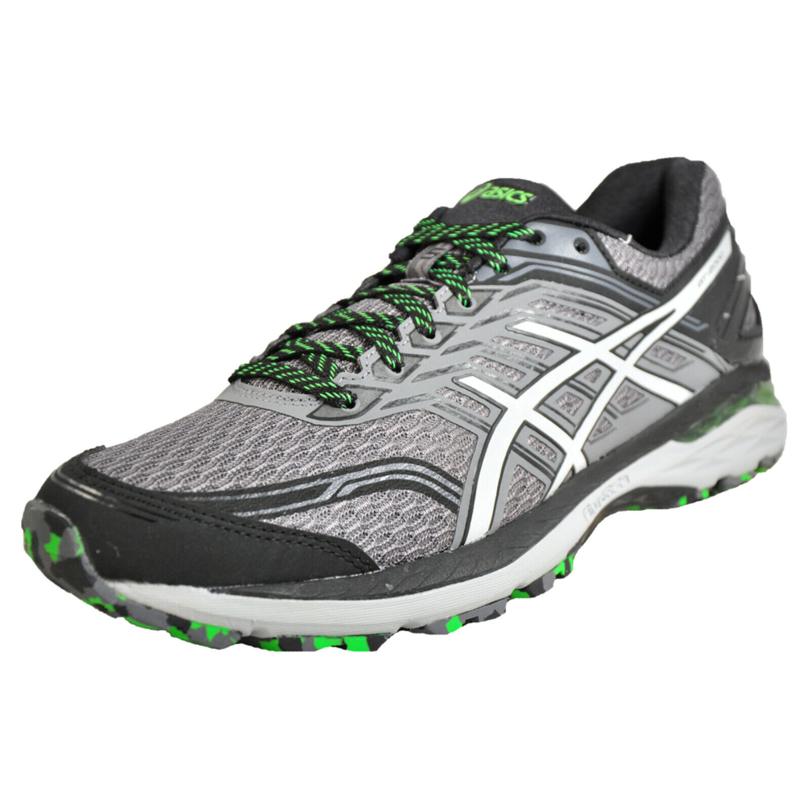 Asics GT2000 5 Mens Trail Running Trainers Grey