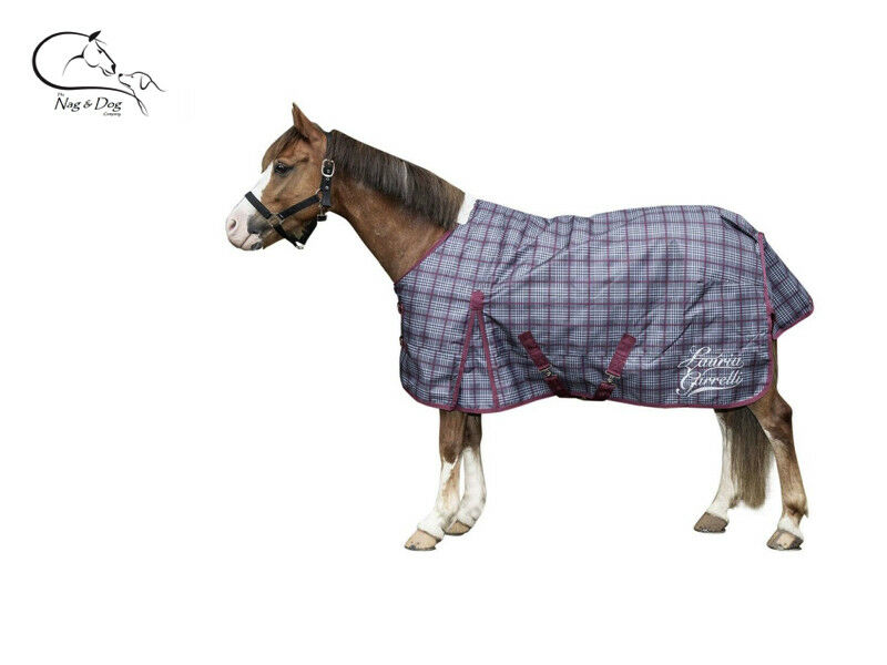 HKM Scotland Turnout 600D Rug Lightweight 100g Lined FREE DELIVERY
