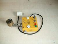Wieland Flamm-Fix Erdgas, Laborbrenner