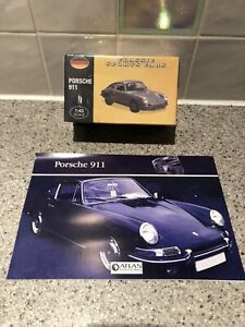 ATLAS-Editions-1-43-PORSCHE-911-Diecast-Classic-Sports-Car