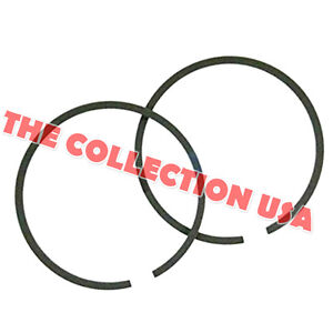 Details about NEW 43CC PISTON RING SET FOR 2-STROKE STAND-UP GAS SCOOTER