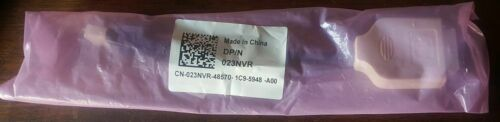 Molex Dell Display Port to DVI Video Cable Adapter DP//N 023NVR NEW Sealed