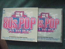 Various Artists - No  1 80s Pop Album (2007) for sale online