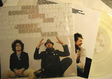 "OMAR RODRIGUEZ LOPEZ & JEREMY MICHAEL WARD ""SAME"" - LP - CLEAR VINYL"