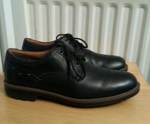 10 Unido Derby Shoes Reino 5 de G Tamaño Montacute Clarks Hombre cuero Hall xOScqcpT
