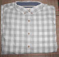 Mens Sovereign Code Button Down Collar Short Sleeve Shirt