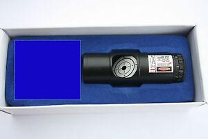 Justierung eines newton teleskops mit dem laser colli mark iii