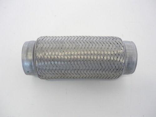 Flexrohr Ø 60 x 200 mm Flexstück Rohrverbinder Auspuffanlage Abgasrohr