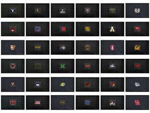 NCAA-Exterior-Medallion-Door-Mat-HD-Vinyl-Choose-Team-Fanmats