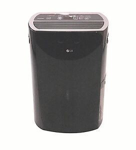 LG UD701KOG3 - 70 Pint Portable Dehumidifier for Rooms, Basements, RVs, & Boats