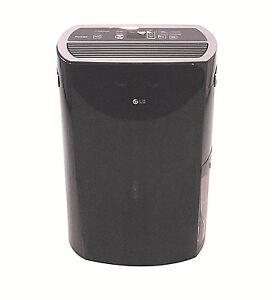 LG UD701KOG3 - 70 Pint Portable Dehumidifier for Rooms, Basements, RVs, & Boats