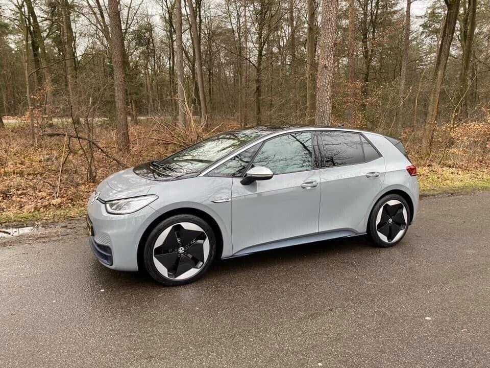 VW ID.3  1ST Max 5d - 369.900 kr.