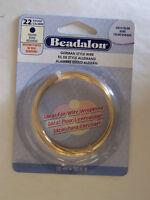 2 Packs Beadalon Metal Beading Wire German Style Select Gauge & Metal