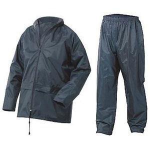 Lightweight 2 Piece Rain Suit - Jacket & Trousers - Unisex