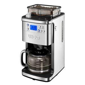 Unold 28736 Café Automate Moulin en acier inoxydable Filtre-Machine à Café Café Moulin-aschine Kaffeemühleafficher le titre d`origine IJqYsWQt-07210320-733389478