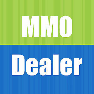 Mmo In-Game Dealer