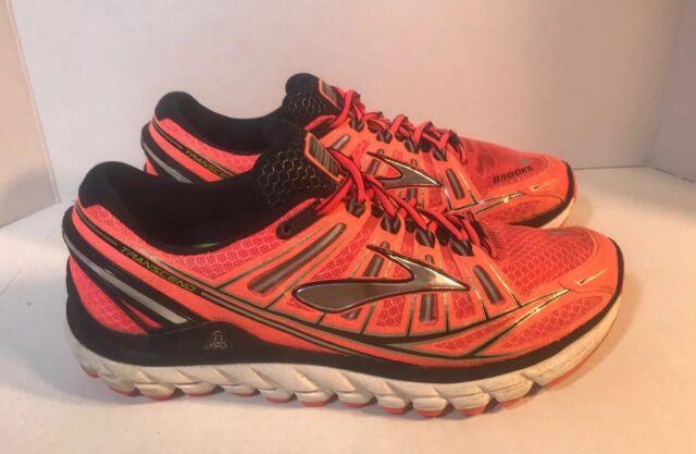 Brooks Transcend 1101571D908 Ultimate Ride Marathon Running Shoes Mens 9.5