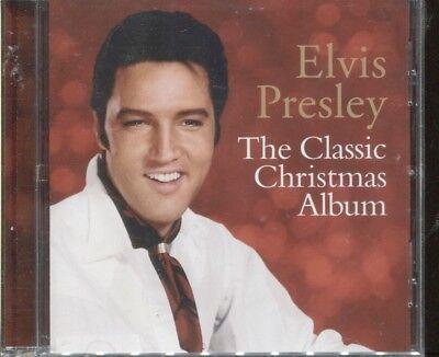 The Classic Christmas Album by Elvis Presley (CD, Oct-2012, Legacy) | eBay