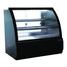 Ojeda Usa Rdch 4 49 Full Service Refrigerated Deli Display Case Self Contained