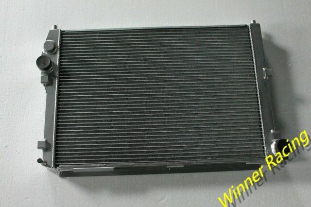 ALUMINUM RADIATOR FIT ALFA ROMEO GTV 916C 2.0 TWIN SPARK 16V//V6 TURBO 1995-1997