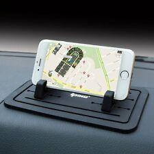 Ipow® New Silicone Pad Non-slip Dash Mat Car Mount Holder Cradle Dock For Phone