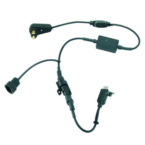 BuyBits Hella / din Moto Breve Cavo di Ricarica Per Galaxy Nota 10 Più