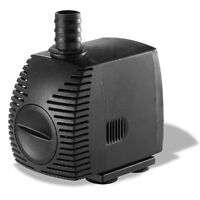 Algreen 500gph Pond Pump For Gardening And Water Features, New, Free Shipping
