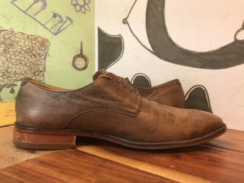 9m India in Cole c12660 Brown pelle da Haan Oxfords In Made uomo wZHqB0ZF