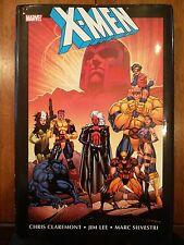 Marvel X-men by Claremont Lee Volume 1 Omnibus Hardcover HC RARE OOP