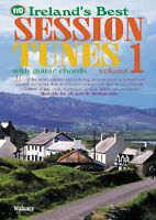 110 Ireland's Best Session Tunes Volume 1 Sheet Music With Guitar Chor 000634214