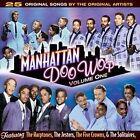Manhattan Doo Wop, Vol. 1 by Various Artists (CD, Mar-2006, Collectables)