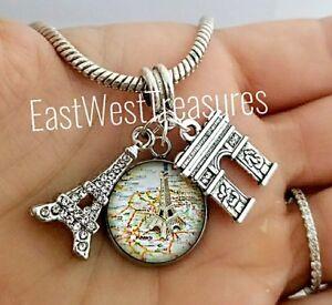 France-Paris-City-Map-Eiffel-tower-gift-pendant-For-bracelet-necklace-European