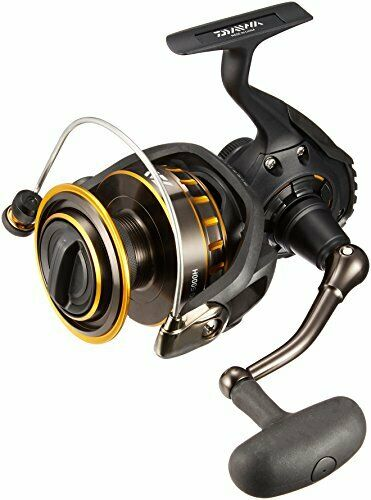 Daiwa spinning reel 16 BG 5000H New