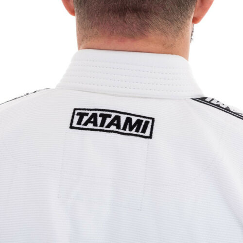 Tatami Fightwear Dweller BJJ Gi White