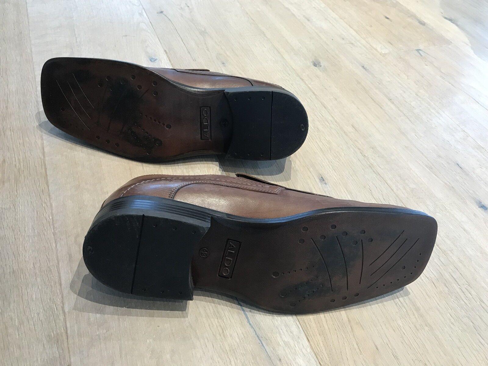 Aldo Business Schuhe Schuhe Business Herren Gr. 43 3a4b83