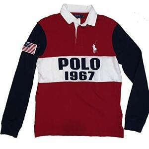 Long Men's Ralph Polo And Flag Details Style Lauren Big About Rugby Usa Tall Sleeve OXkuTPZi