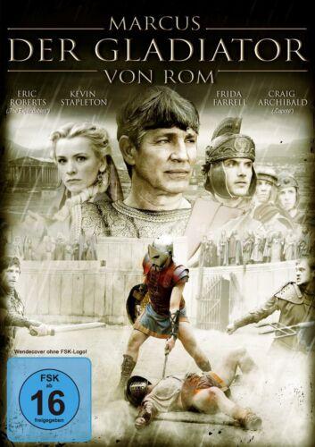 1 von 1 - DVD   Marcus, der Gladiator von Rom   Mit Wendecover   Neu!